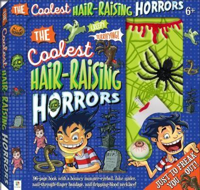 The Coolest Hairraising Horrors Kit