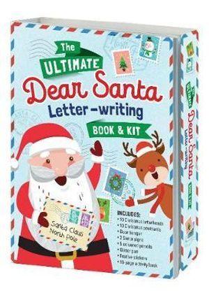 The Ultimate Santa Letter Writing Kit