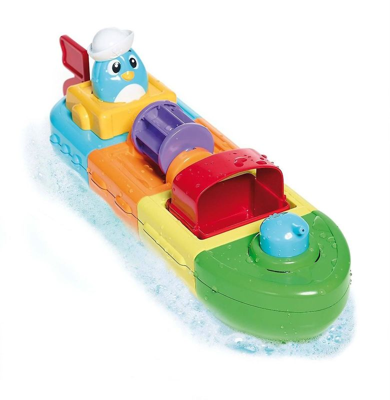Tomy Mix and Motor Boat E72453