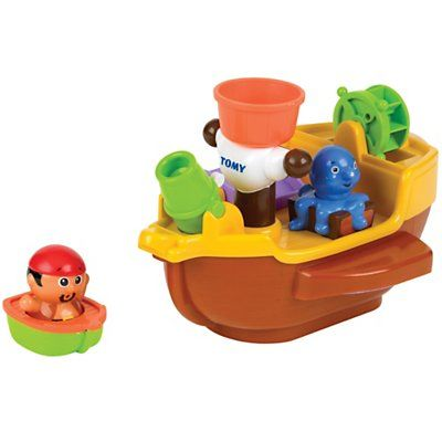 Tomy Pirate Bath 71602