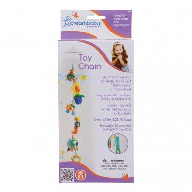 Toy Chain for toy storage