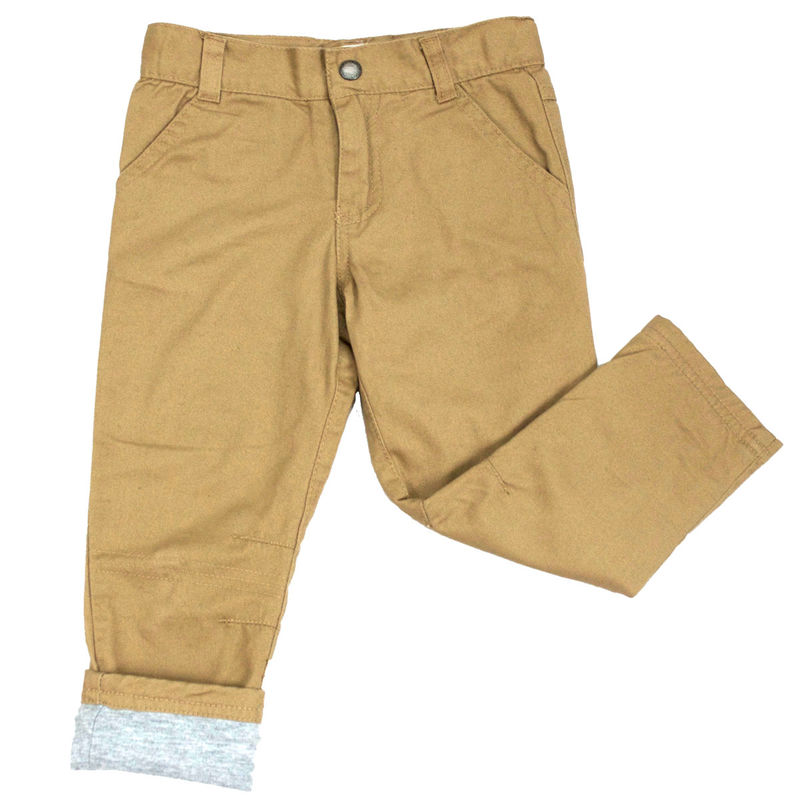Tri Action Twill Lined Pant  Khaki