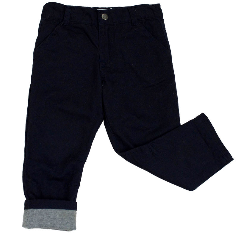 Tri Action Twill Lined Pant  Navy