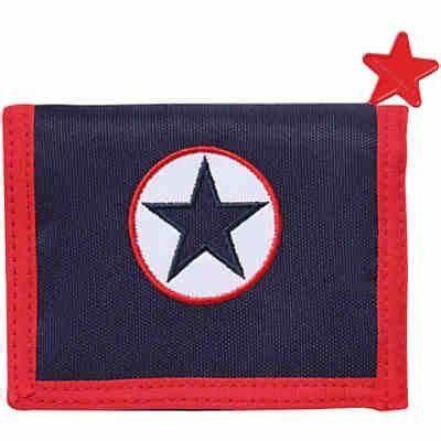 Wallet Navy Star