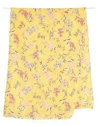 Wrap Muslin Primrose Sun   BW PIR SUN