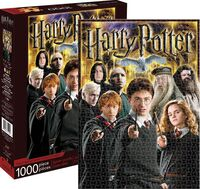 HARRY POTTER  COLLAGE 1000PC JIGSAW PUZZLE