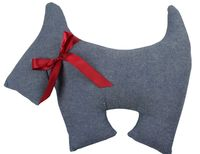 1162 Thomas Denim Dog Cushion