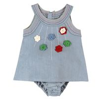 121071 Denim Summer Dress