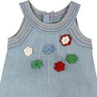 121071 Denim Summer Dress