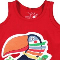 121150 Toucan Playsuit