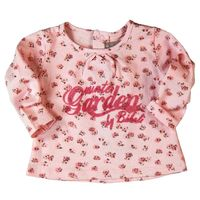 209089 L/S Floral Tee