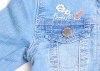 228136 Girls Denim Jacket