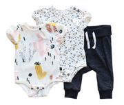 806 2pk bodysuit & Legging Set