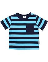 A1232 Beach Boys Striped Tee