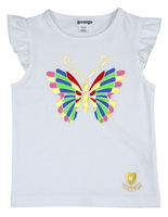 A8026W Butterfly Tee