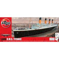 AIRFIX RMS TITANIC GIFT SET 1:400