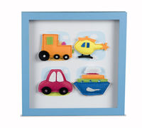 BBK-0431 Funky Vehicles Frame