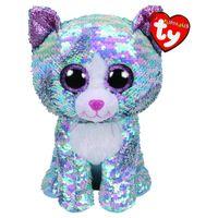 BBoo Med Sequin Blue Cat 36786