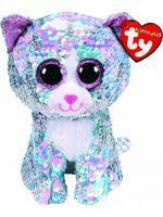 BBoo Reg Sequin Whimsy Blue Cat 36674