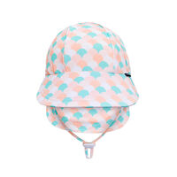 BH Ariel Girls Beach Hat Legionnaire  UPF50+
