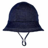 BH Denim Toddler Bucket Hat UPF50+