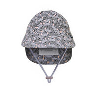 BH Frenchie Baby Legionnaire Sun Hat with Chin Strap UPF50+
