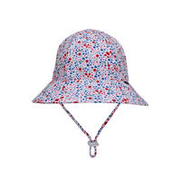 BH Posie Ponytail Beach Bucket Hat