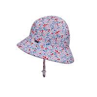 BH Posie Ponytail Beach Bucket Hat