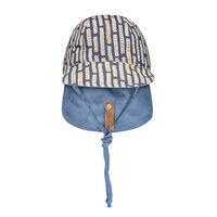 BH Simpson / Steele Reversible Baby Flap Sun Hat
