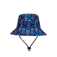 BH Turtle Kids Beach Bucket Hat