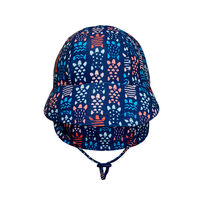 BH Turtle Kids Beach Legionnaire Hat UPF50+