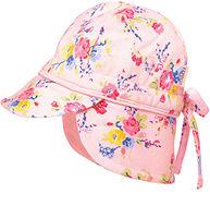 Bambini Collete Flap Cap