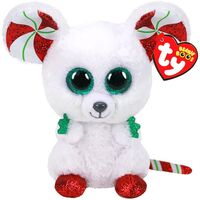 Beanie Boo Reg - Chimney Christmas Mouse 36239