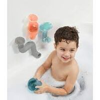 Boon Tubes Builder Bath Toys Set Pack of 3
