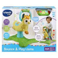 Bounce & Play Llama Toy