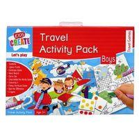 Boys Travel Activity Pack