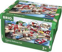 Brio - Deluxe Railway Set