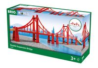 Brio - Double Suspension Bridge