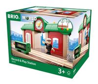 Brio - Record & Play station