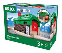Brio - Train Garage for Railway