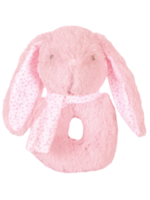 Snuggle Pets Bunny Rattle