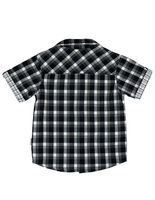 C8020B Check Shirt