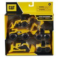 CAT Little Machines 5 Pack