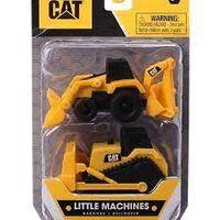 CAT Little Machines Backhoe/Bulldozer