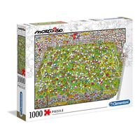 CLEMENTONI MORDILLO THE MATCH 1000 PIECE