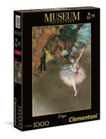 CLEMENTONI - 1000 PIECE MUSEUM - DEGAS BALLET