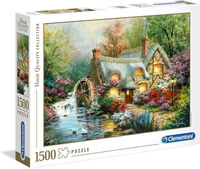 CLEMENTONI - 1500 PIECE - COUNTRY RETREAT