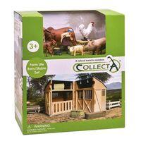 Farm life Barn/Stable Set CO84137
