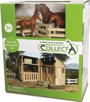 CO89695 Barn/Stable Horse & Accessories