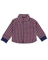 Checked Shirt 3 Pce Set